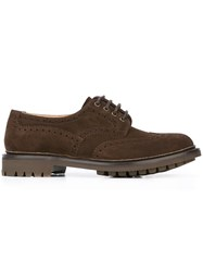 Church's Chunky Soled Brogues Brown
