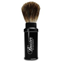 Baxter Of California Men's Pure Badger Hair Travel Shave Brush No Color