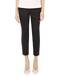 Ted Baker Caycit Cropped Skinny Pants Black