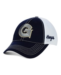 Top Of The World Georgetown Hoyas Ruckus Hat Navy White