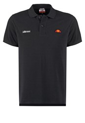 Ellesse Perugia Polo Shirt Anthracite