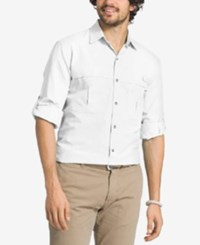 G.H. Bass And Co. Explorer Long Sleeve Shirt Bright White