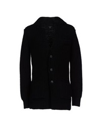 Officina 36 Cardigans Black