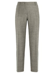 Max Mara Bu Trousers Light Grey
