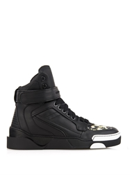 Givenchy Tyson High Top Leather Trainers