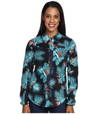 Kavu Ashland Paradise Women's Clothing Blue