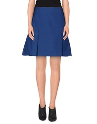 Finders Keepers Skirts Knee Length Skirts Women Bright Blue