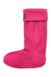 Joules Welly Socks Pink
