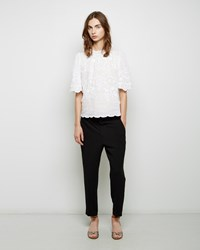 Isabel Marant Milane Cropped Trouser