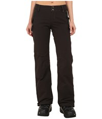686 Parklan After Dark Pants Coffee Ripstop Women's Casual Pants Brown