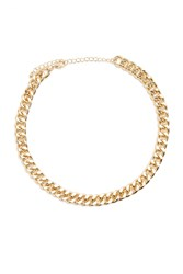 Forever 21 Curb Chain Necklace