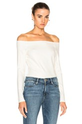 L'agence Cynthia Top In White