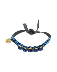 First People First Bracelets Blue
