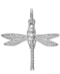 Rembrandt Charms Sterling Silver Dragonfly Charm