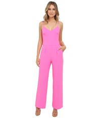 Trina Turk Zadie Jumpsuit Flamingo Women's Jumpsuit And Rompers One Piece Pink