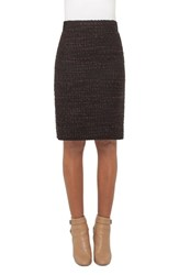 Akris Women's 'Marcie' Boucle Pencil Skirt