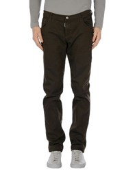 Antony Morato Trousers Casual Trousers Men Dark Green