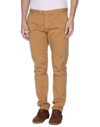 Officina 36 Casual Pants Brown