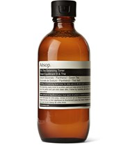 Aesop B And Tea Balancing Toner 200Ml Brown