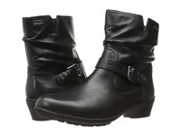 Rockport Cobb Hill Riley Black Women's Boots