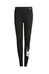 Desigual Laguna Leggings Black