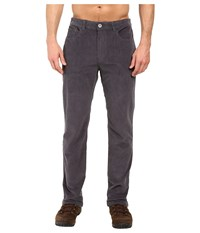 United By Blue Harrison Corduroy Pants Grey Men's Casual Pants Gray