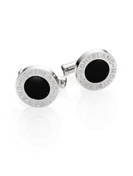 Montblanc Stainless Steel Cuff Links