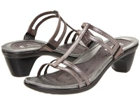 Naot Footwear Loop Silver Threads Leather Women's Sandals