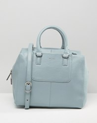Matt And Nat Structured Tote Bag Gravel Grey