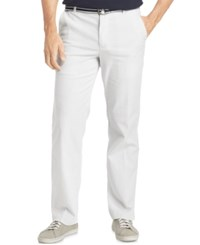 Izod Men's Belted Seersucker Pants Highrise