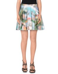 Chalayan Skirts Mini Skirts Women Green
