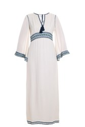 Talitha Colomba Maxi Dress White