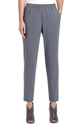 Women's Lafayette 148 New York Crepe Track Pants