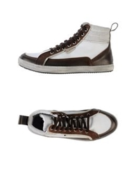 Primo Emporio High Tops And Trainers White