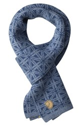 Fjall Raven Men's Fjallraven Frost Wool Scarf Dove Blue