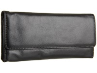 Hobo Sadie 2 Black Wallet Handbags