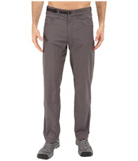 Black Diamond Lift Off Pants Granite Men's Casual Pants Gray