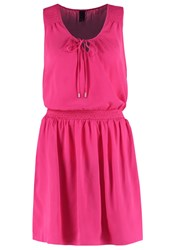 Gap Summer Dress Palm Springs Pink Purple