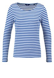 Gant Long Sleeved Top Nautical Blue