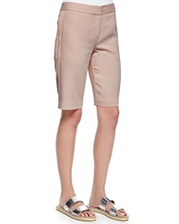 Rebecca Taylor Lace Side Suiting Shorts