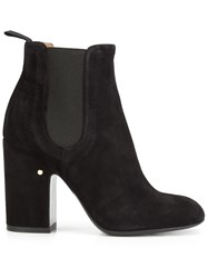 Laurence Dacade 'Mila' Ankle Boots Black