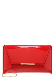 Buffalo Clutch Patent Red