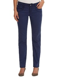 Betty And Co. Five Pocket Jeans Crown Blue