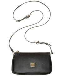 Dooney And Bourke Saffiano Lexi Crossbody Black