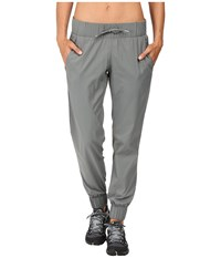 The North Face Aphrodite Joggers Sedona Sage Grey Women's Casual Pants Gray