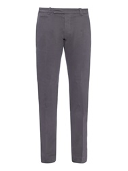 Fendi Slim Fit Stretch Cotton Chinos