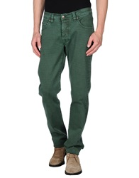 Heavy Project Casual Pants Green