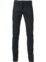 Naked And Famous Naked And Famous Slim Fit Jeans Black