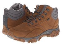 Moab Rover Mid Waterproof Merrell Tan Men's Waterproof Boots