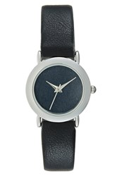 Evenandodd Watch Black